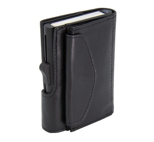 C-secure C-secure XL Coin Wallet nero