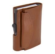 C-secure C-secure XL Coin Wallet chestnut