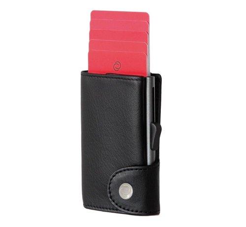 C-secure C-secure Coin Wallet Black Nero