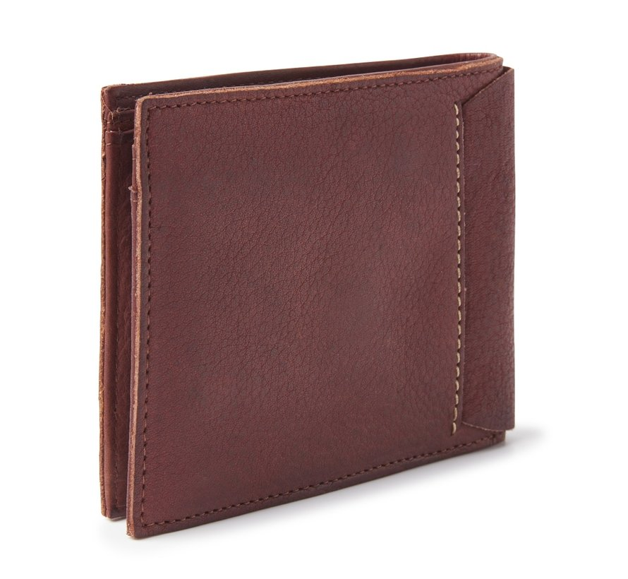 dR Amsterdam Tampa billfold brown - 93581