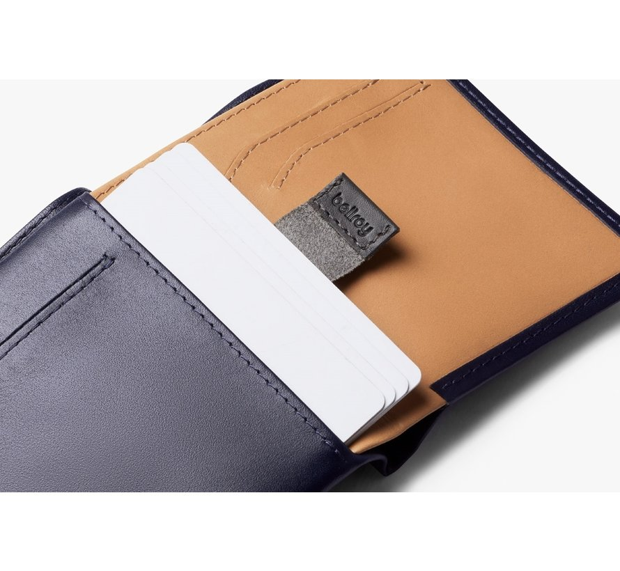Bellroy Note Sleeve navy