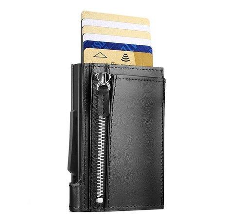 Ogon Designs Ögon Cascade Zipper Snap full black