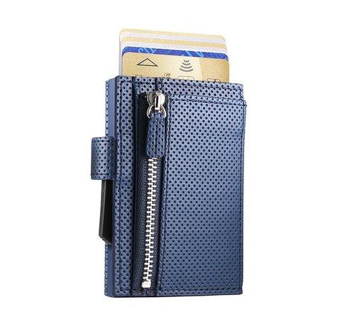 Ogon Designs Ögon Cascade Zipper Snap traforato blue