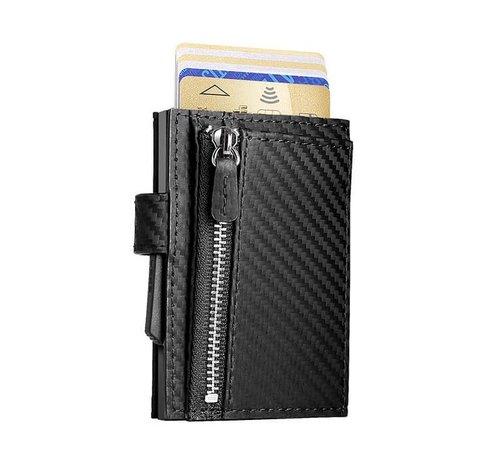 Ogon Designs Ögon Cascade Zipper Snap carbon black