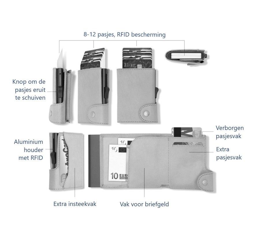 C-secure XL Wallet arancio