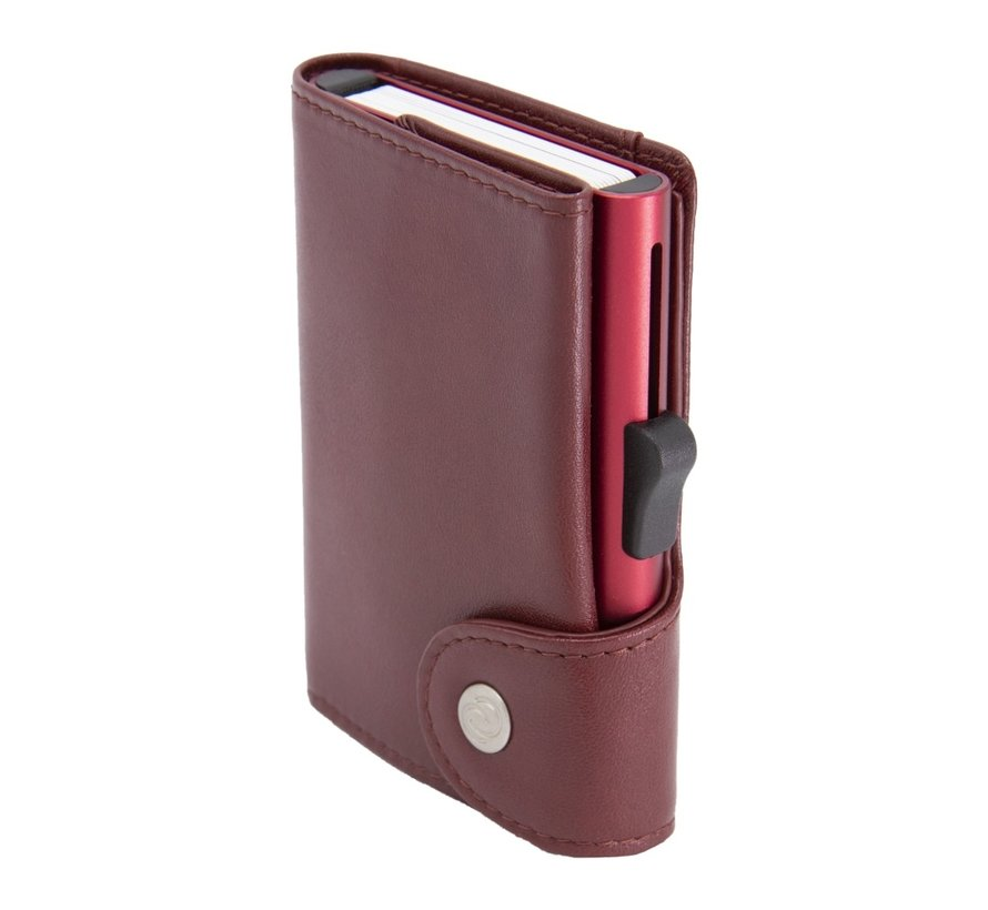C-secure XL Wallet red