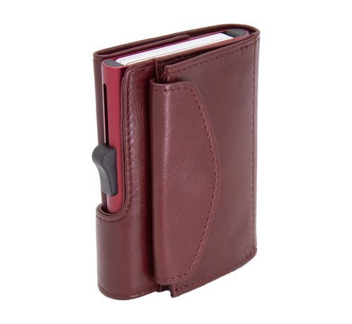 C-secure C-secure XL Coin Wallet red