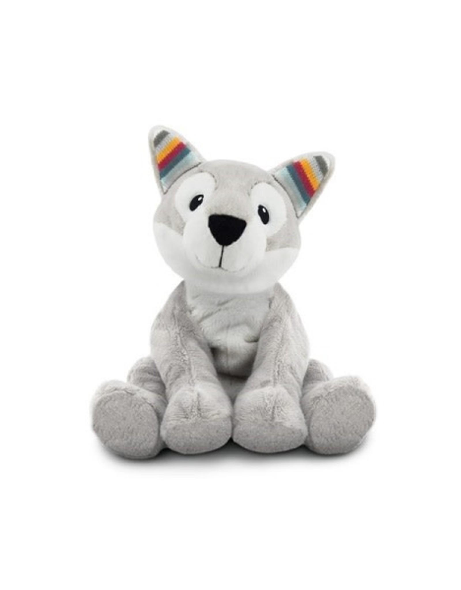 Zazu Verwarmbare knuffel howy husky