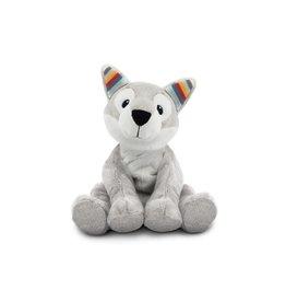 Zazu Zazu Verwarmbare knuffel howy husky