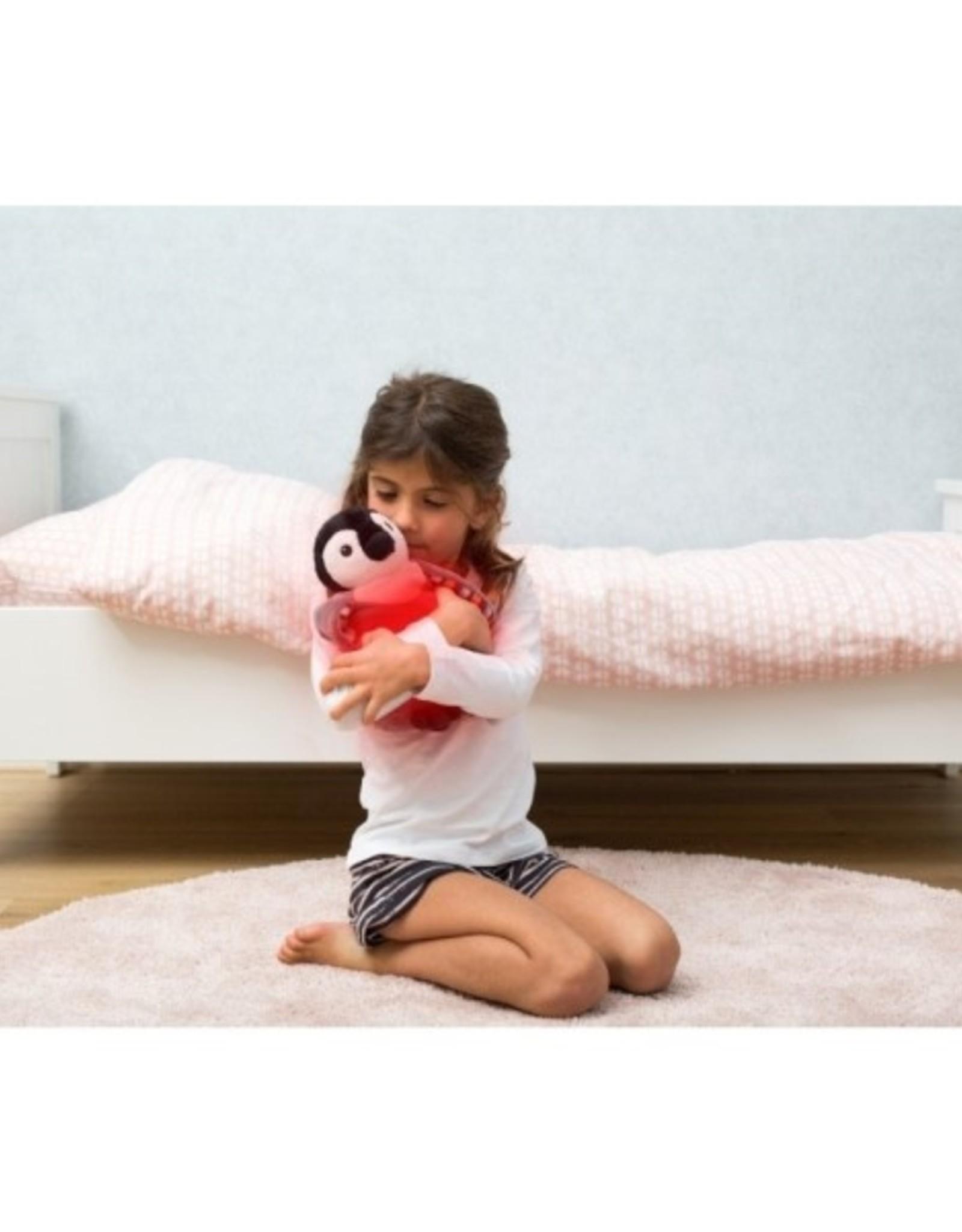 Zazu Verwarmbare knuffel Pip pinquin
