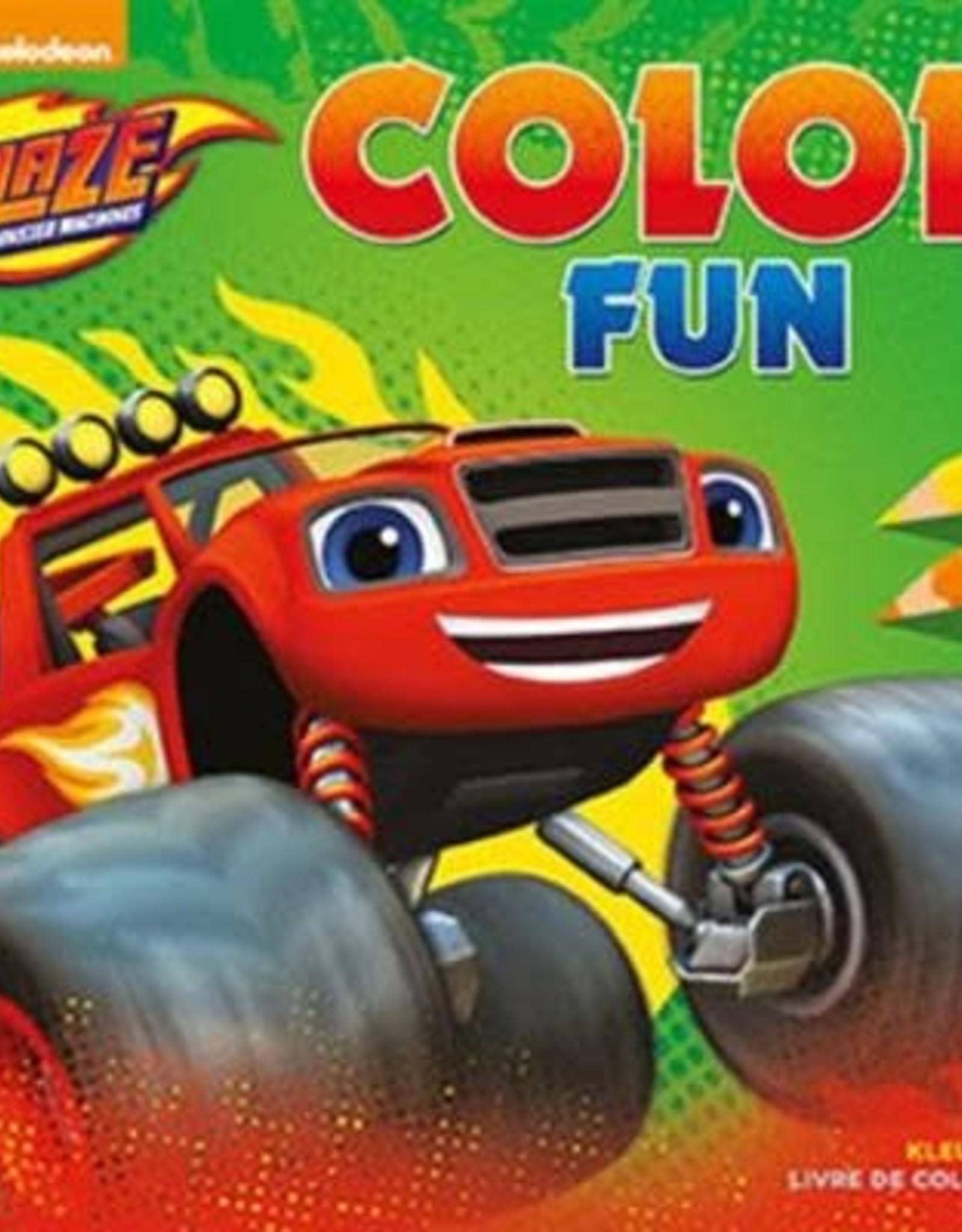 Deltas Color Fun BLAZE