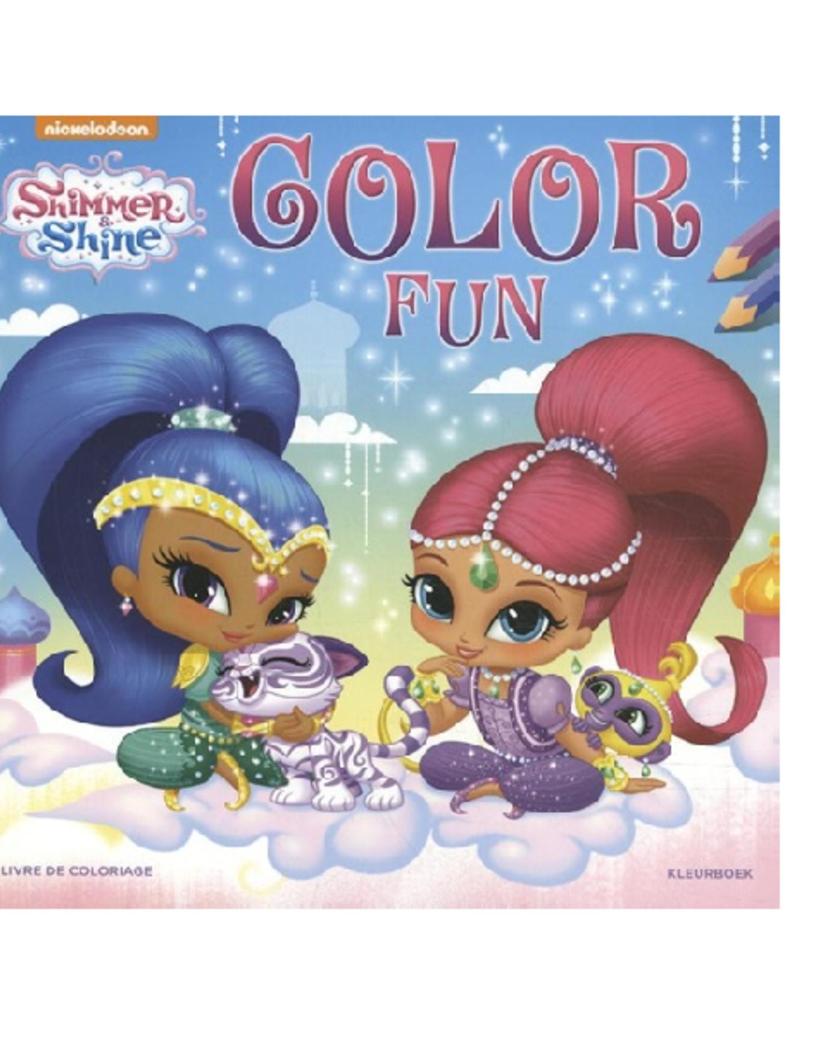 Deltas Color Fun Shhimmer Shine