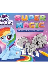 Deltas Super magic overkrasboek