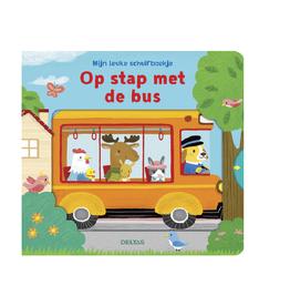 Deltas Deltas  Mijn leuke schuifboekje ' Op stap met de bus'