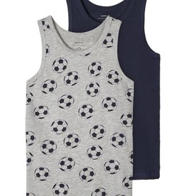 Name It Name it 2 singlets football MMtanktop