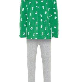 Name It Pyjama green cijfers 13163556