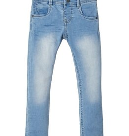 Name It Jeansbroek jongens light blue denim