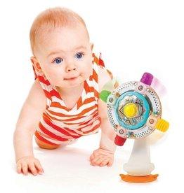 Infantino Infantino Spinning wheel met zuignap