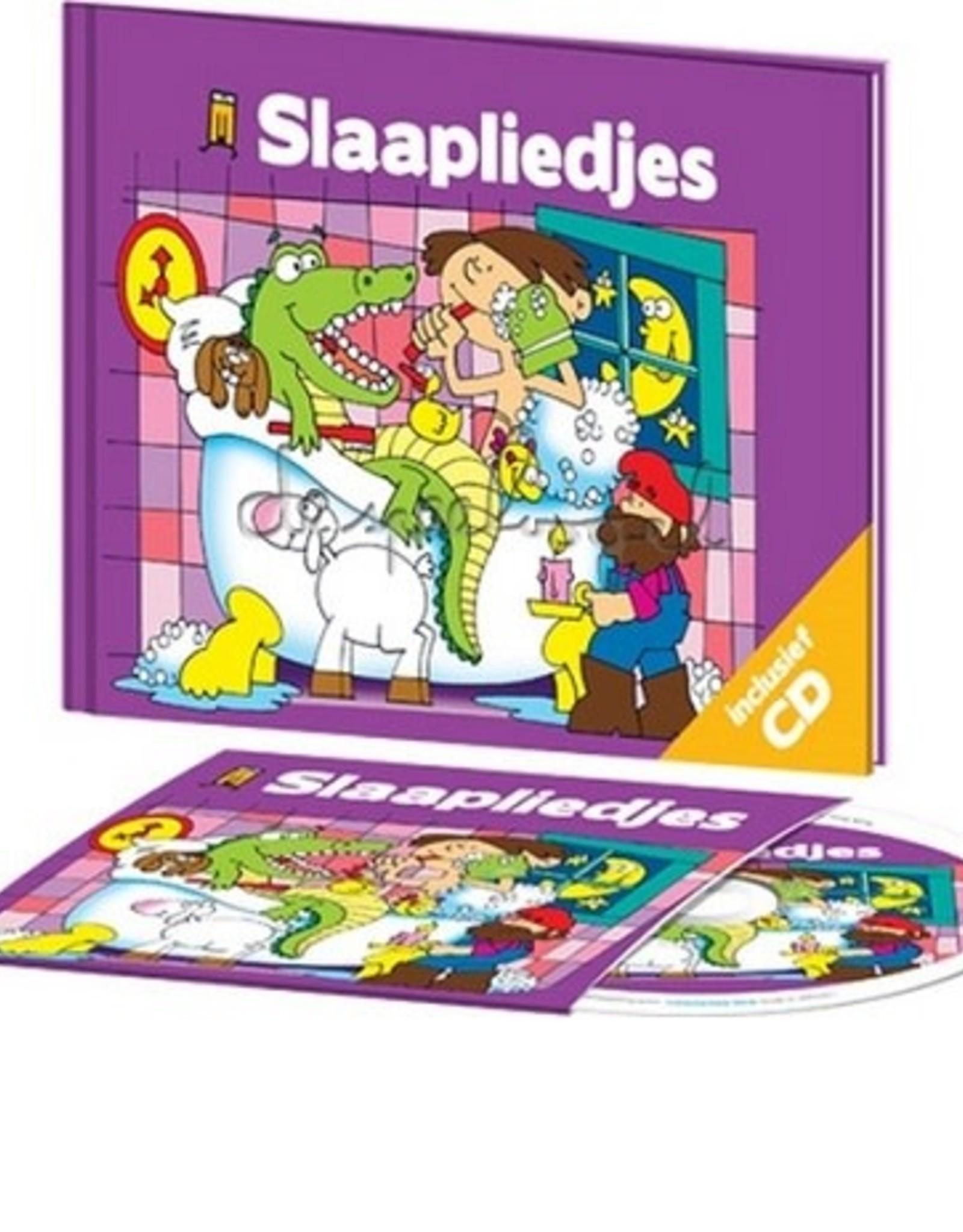 Kids Marketeers De leukste slaapliedjes CD + boek
