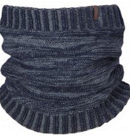 Barts Barts Col sjaal Rebel zwart/grijs