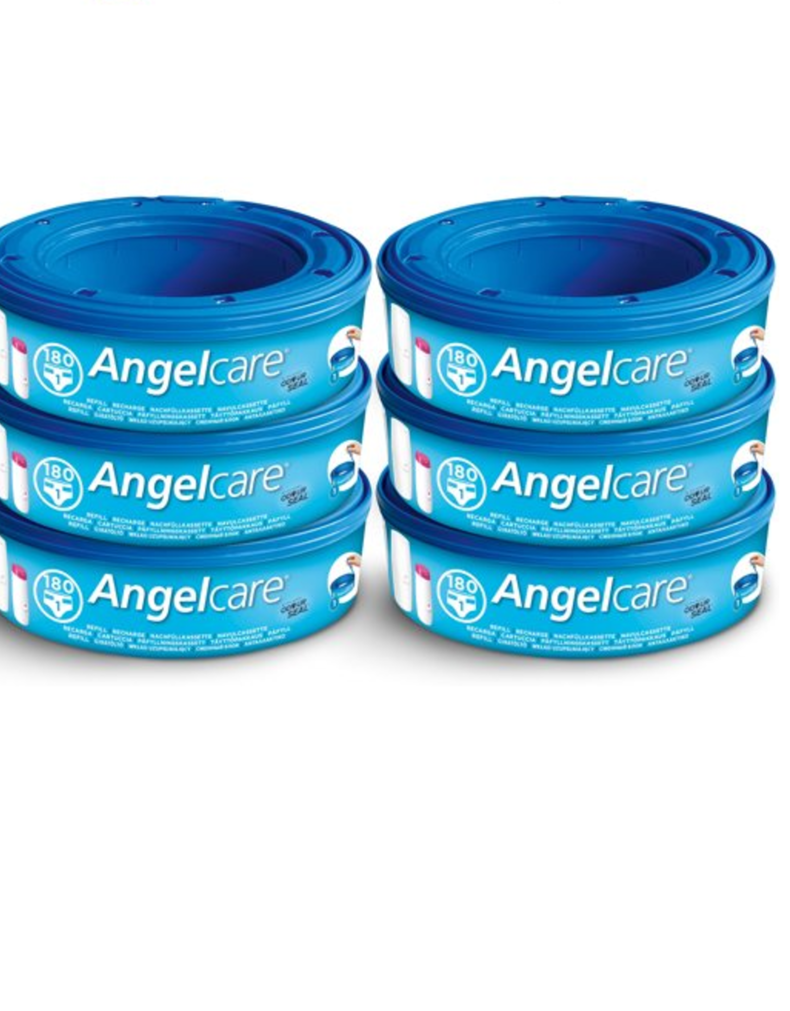 Angelcare 6 lLieremmervullingen blauw
