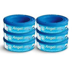 Angelcare 6 Luieremmervullingen blauw