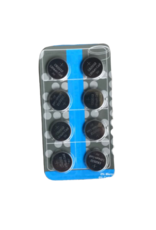 Ibiza Hairwraps 1  batterij