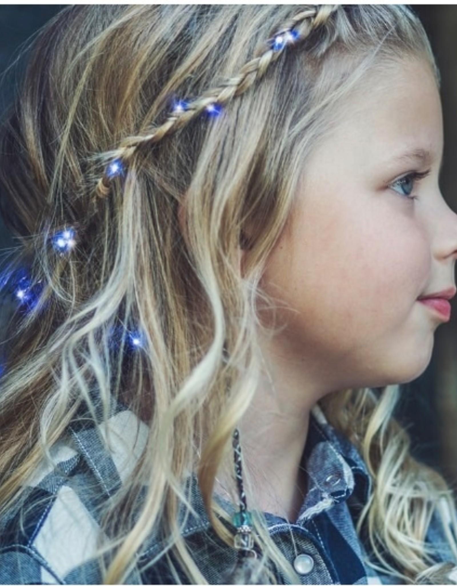 Ibiza Hairwraps Hairlights