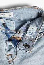 Name It Jeansbroek destroyed light blue denim