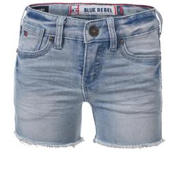 Blue Rebel Jeansshort meisjes