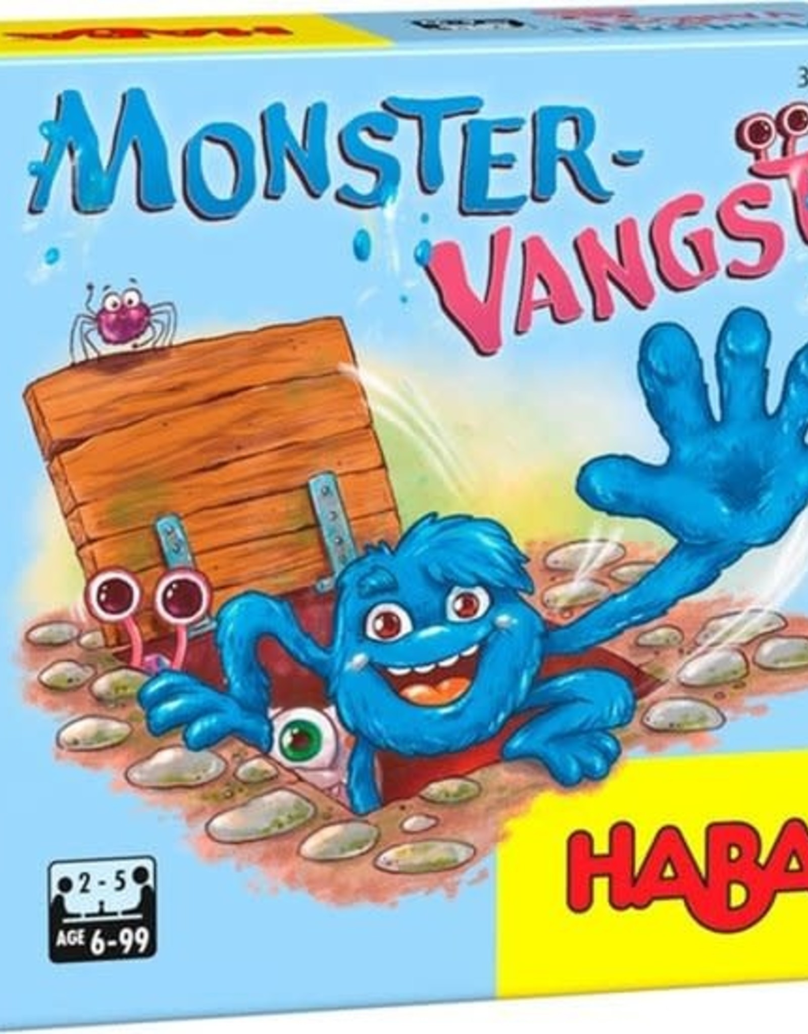Haba Monstervangst 305502