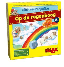 Haba Op de regenboog - Mijn eerste spellen