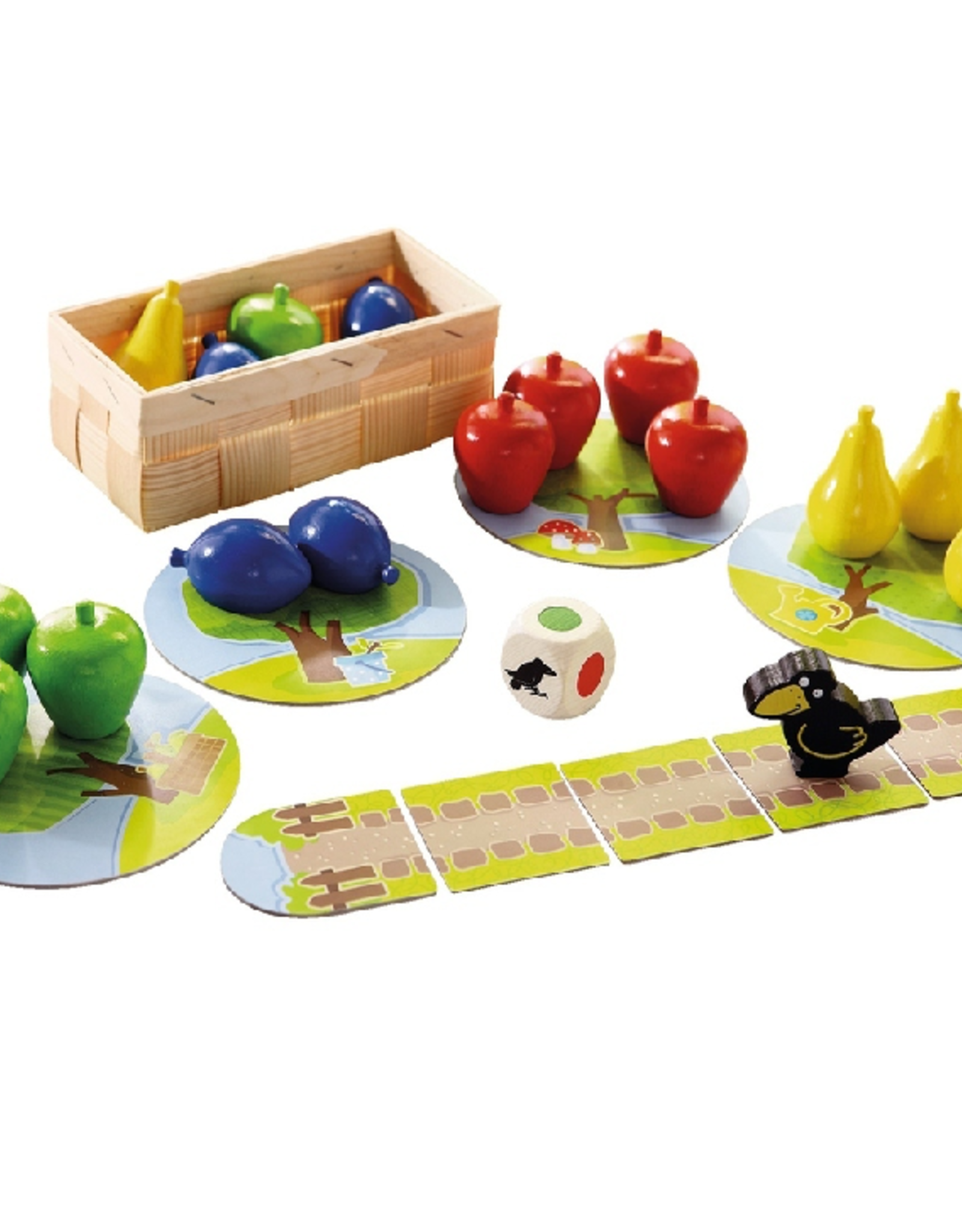 Haba Eerste Boomgaard - Mijn eerste spellen