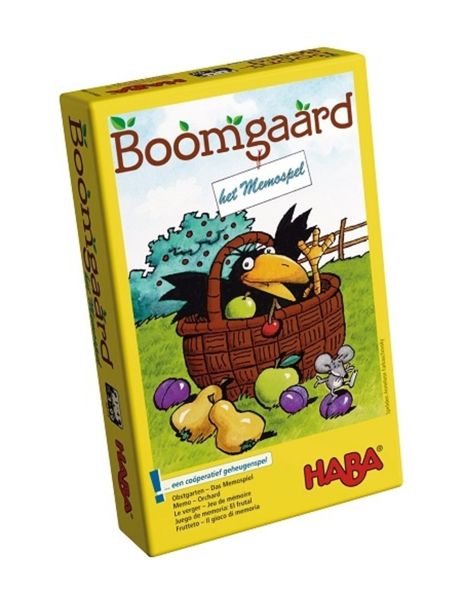 Haba Boomgaard Memospel 3273