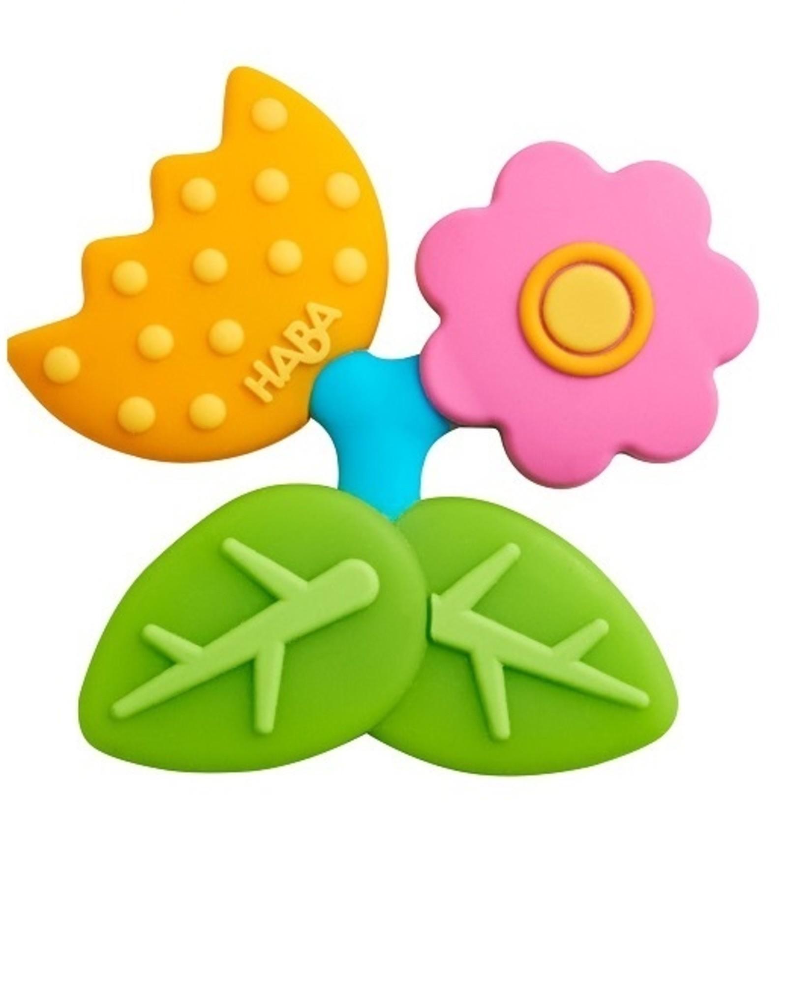 Haba Grijpspeeltje bloem, auto, kleurspel of muis