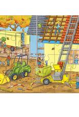 Haba 3  Puzzels op de bouwplaats 305469
