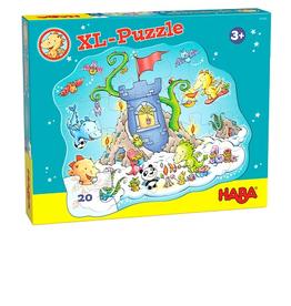 Haba XL Puzzel draken 20 stuks