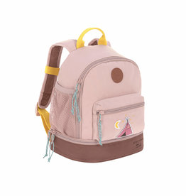 Lässig Backpack mini Light pink tipi
