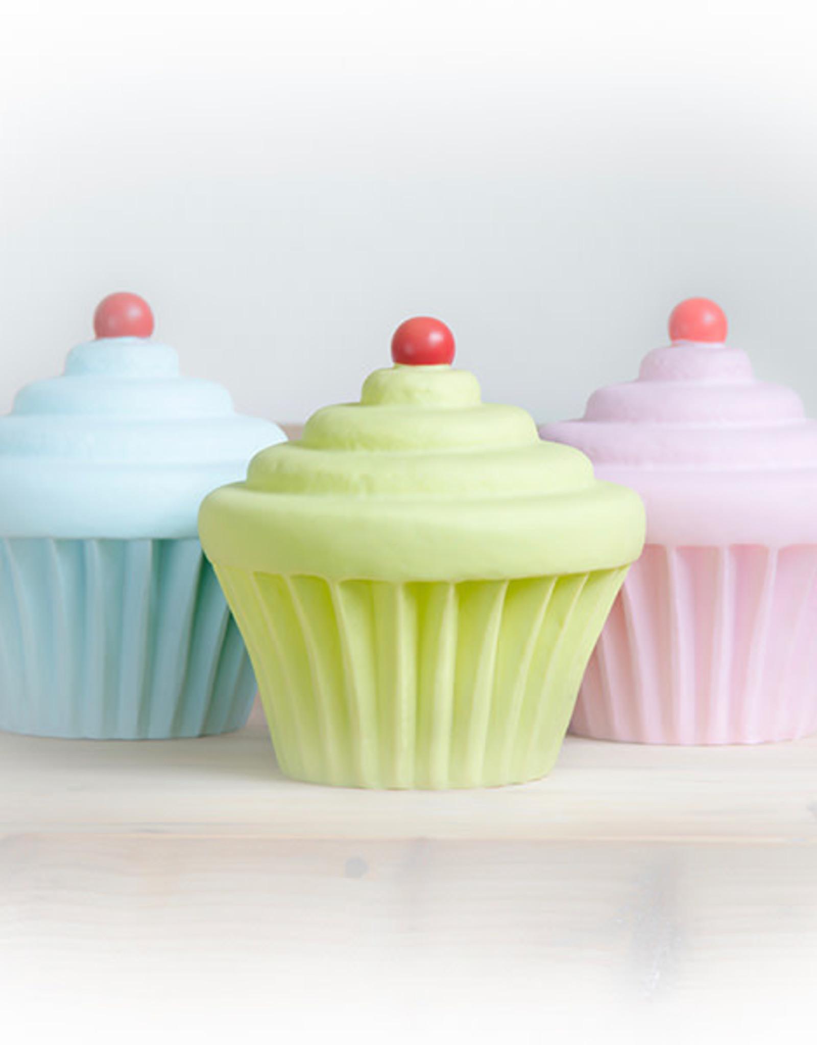 Nachtlamp cupcake