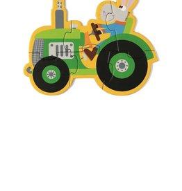 Scratch Scratch 5 puzzels boerderij beginners