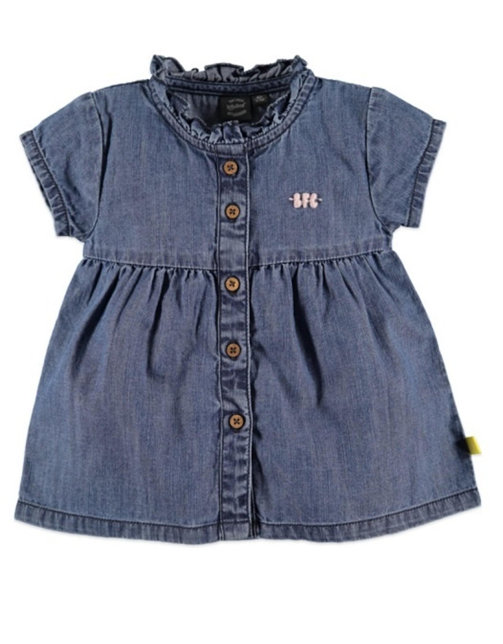 Babyface Jeanskleedje 0128724 - maat 62