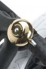 Wishbonebike Fietsbel goud