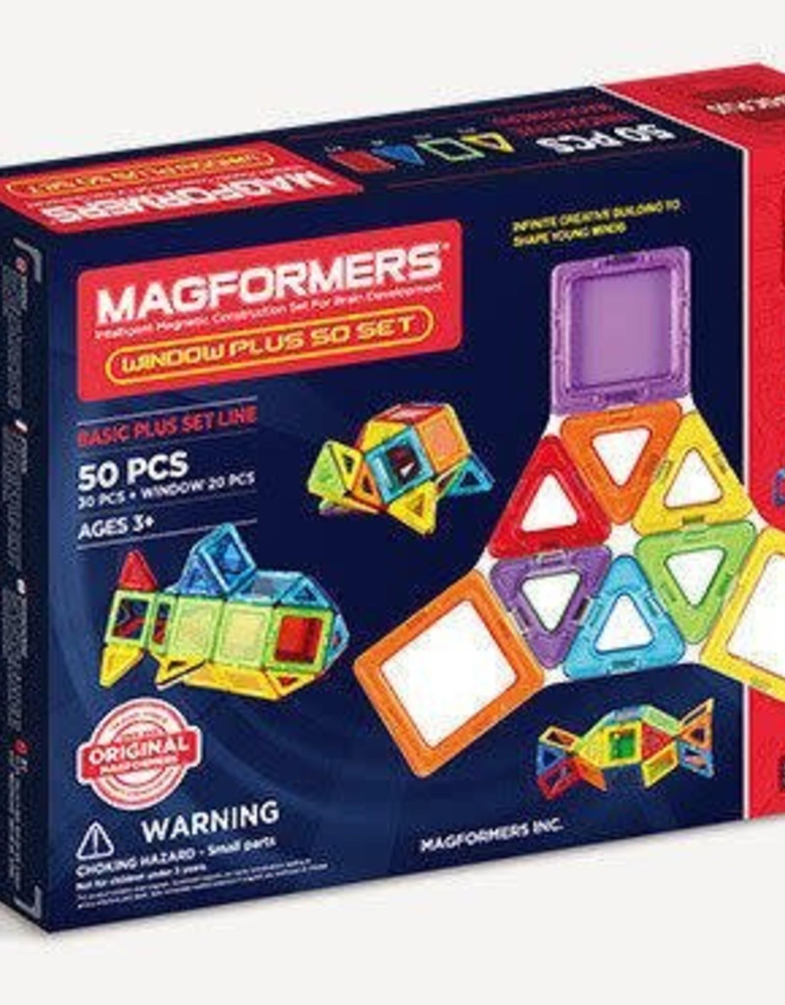 Magformers Basic Set 50 stuks
