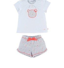 Noukie's Pyjama 2d Z033142 wit
