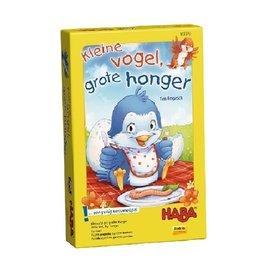 Haba Kleine vogel, grote honger
