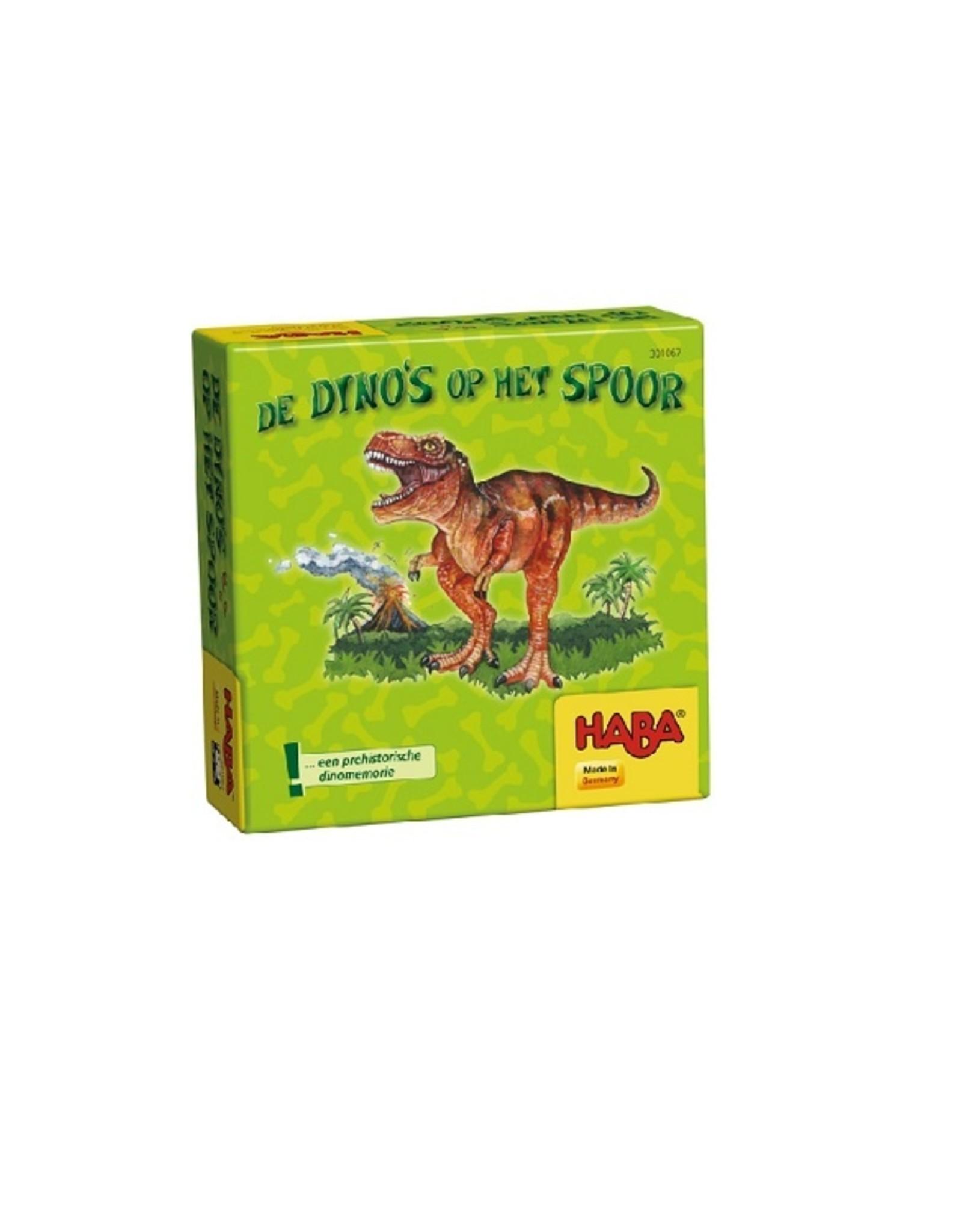 Haba Dino's op het spoor 301067