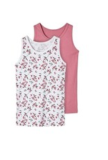 Name It 2 onderhemdjes heather rose NMFTANK TOP
