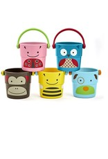 Skip hop Stack & pour buckets badspeelgoed
