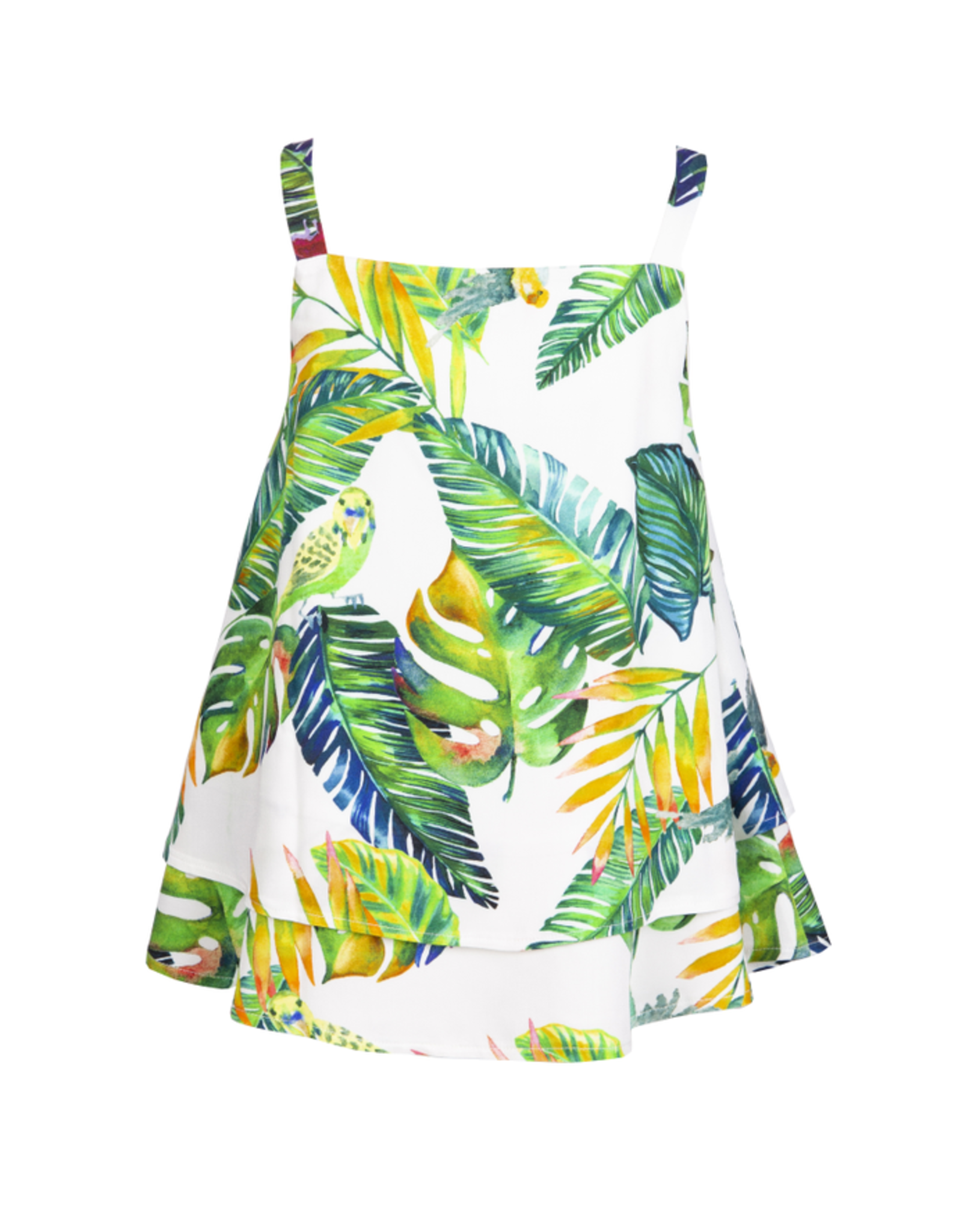 Mexx Top/blouse tropical print