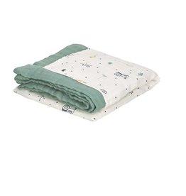 Lässig Soft blanket tetra 100*100 cm